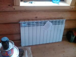 Отопление квартиры радиаторами
