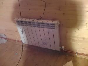 Отопление алюминиевыми батареями