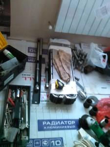 Ремонт батареи в квартире
