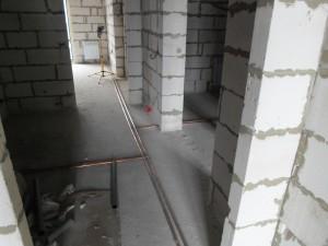 Отопление дачи алюминиевыми радиаторами