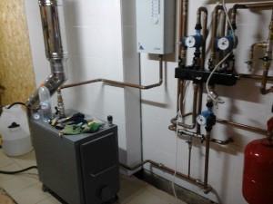 Электрическое отопление коттеджа