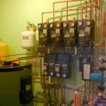 Газовое отопление