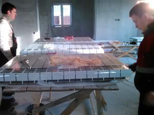 Отопление дома панельными радиаторами