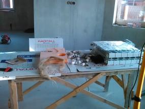 Радиаторное отопление коттеджа