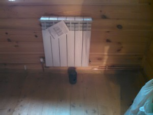 Отопление дома под ключ