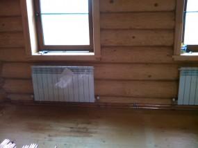 Отопление дачи дизельным топливом