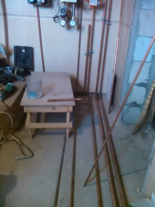 Отопление дома радиаторами KERMI