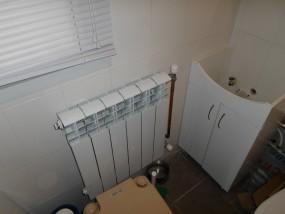 Отопление дачи биметаллическими радиаторами