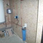 Отопление дома на антифризе