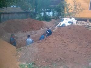 Проектирование канализации для частного дома