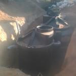 Монтаж профессиональной канализации дома
