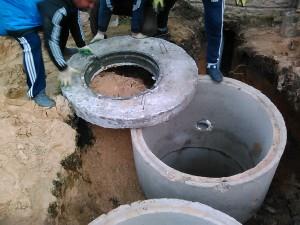 Частная канализация для дома