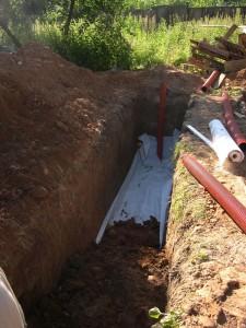 Профессиональная канализация частного дома