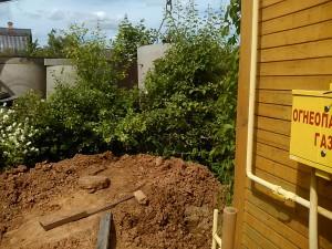 Монтаж водоснабжения дачи