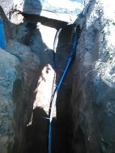 Водоснабжение из скважины