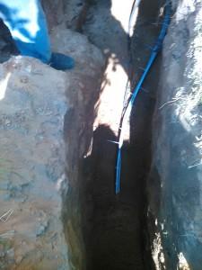 Установка водоснабжения дома
