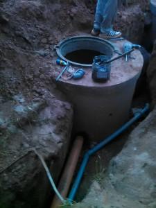 Автономное водоснабжение дачи