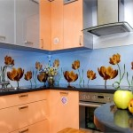 Монтаж фартука для кухни