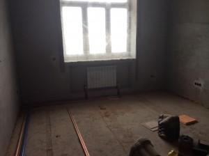 Ремонт комнаты быстро
