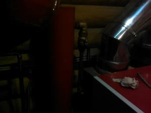 Монтаж газового отопления дачи