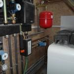 Отопление дачи радиаторами HENRAD