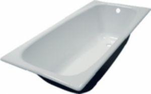 Чугунная ванна Каприз 120x70x44