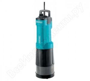 Погружной автоматический насос высокого давления Gardena 6000/5 01476-20.000.00