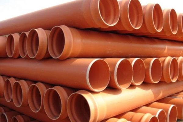 ПВХ трубы для наружной канализации, порядок монтажа и укладки в грунт