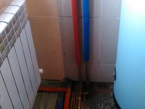 Отопление дома с насосом