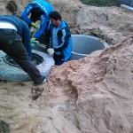 Холодное горячее водоснабжение от скважины